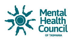 Mental Health Council of Tasmania Logo